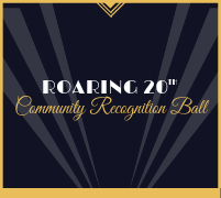 Community Recognition Ball Graphic